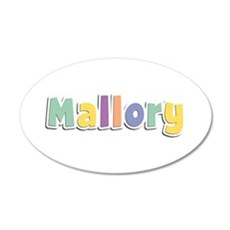 Mallory Spring14 Wall Decal