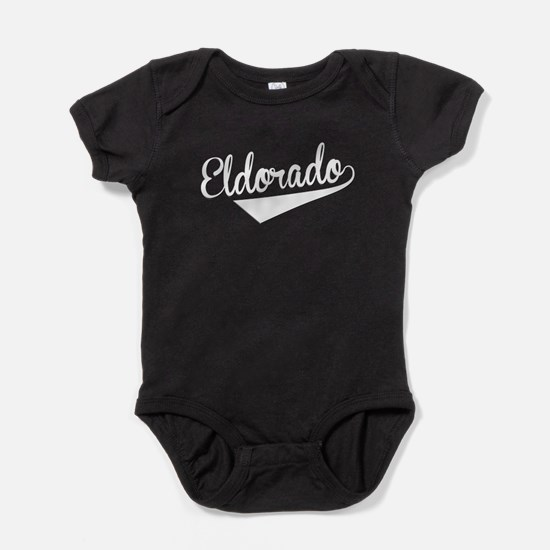Eldorado, Retro, Baby Bodysuit