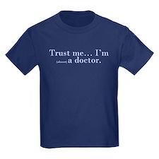 """""""Trust me..."""" T"""