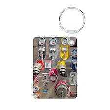 Fire Engine No. 9 Keychains
