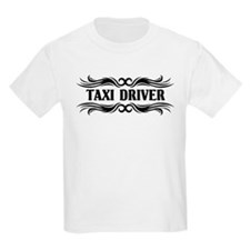 Tribal Taxi Driver T-Shirt