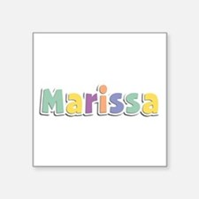 Marissa Spring14 Square Sticker