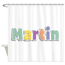 Martin Spring14 Shower Curtain
