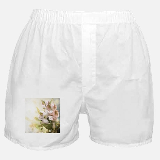 Vintage Flowers Boxer Shorts