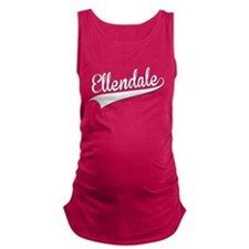 Ellendale, Retro, Maternity Tank Top