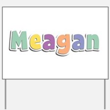 Meagan Spring14 Yard Sign