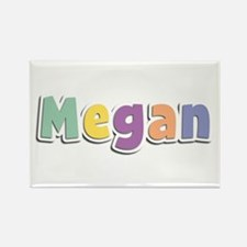Megan Spring14 Rectangle Magnet