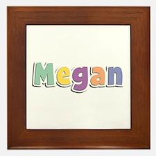 Megan Spring14 Framed Tile