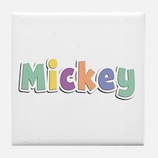 Mickey Spring14 Tile Coaster