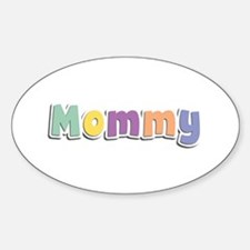 Mommy Spring14 Oval Decal