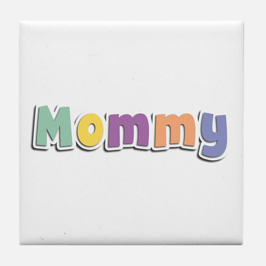 Mommy Spring14 Tile Coaster