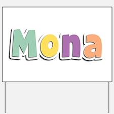 Mona Spring14 Yard Sign