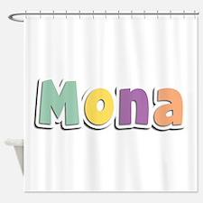 Mona Spring14 Shower Curtain