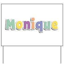 Monique Spring14 Yard Sign