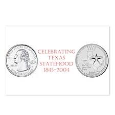 Texas State Quarter Postcards (8)