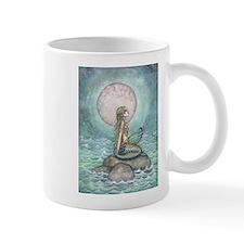 The Pastel Sea Mermaid Fantasy Art Mugs