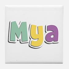 Mya Spring14 Tile Coaster