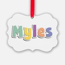 Myles Spring14 Ornament