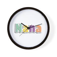 Nana Spring14 Wall Clock