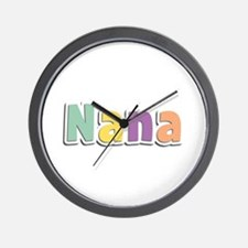 Nana Spring14 Wall Clock