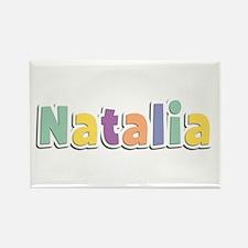 Natalia Spring14 Rectangle Magnet