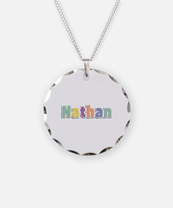 Nathan Spring14 Necklace Circle Charm