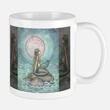 The Pastel Sea Fantasy Art Mugs