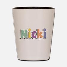 Nicki Spring14 Shot Glass