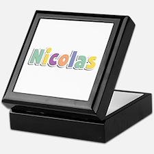 Nicolas Spring14 Keepsake Box