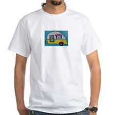 Teardrop Camper Plain T-Shirt