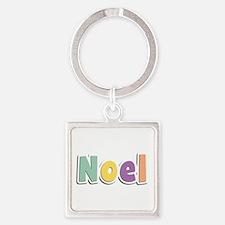 Noel Spring14 Square Keychain
