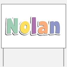 Nolan Spring14 Yard Sign