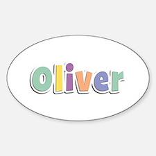 Oliver Spring14 Oval Decal