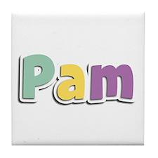 Pam Spring14 Tile Coaster