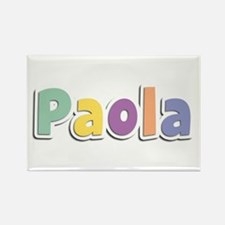 Paola Spring14 Rectangle Magnet