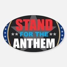 Stand for the Anthem Decal