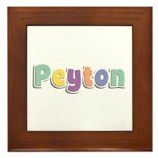 Peyton Spring14 Framed Tile