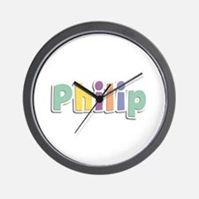 Philip Spring14 Wall Clock