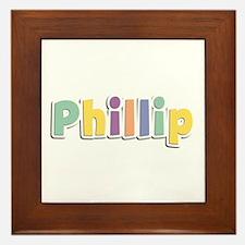 Phillip Spring14 Framed Tile