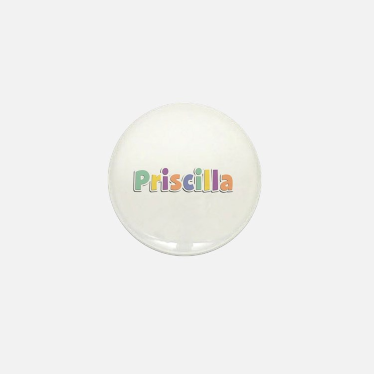 Priscilla Spring14 Mini Button