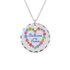 Ballroom Passion Necklace