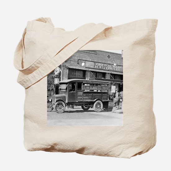Hardware Store Delivery Truck, 1924 Tote Bag