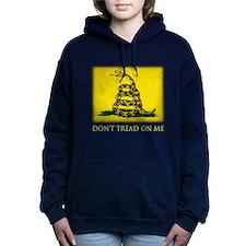 Gadsden Flag Women's Hooded Sweatshirt