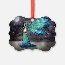 Aquamarine Eve Fairy Fantasy Art by Molly Harrison