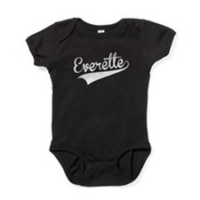 Everette, Retro, Baby Bodysuit