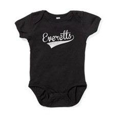 Everetts, Retro, Baby Bodysuit