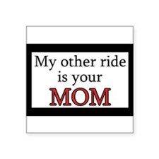 otherridemom Sticker