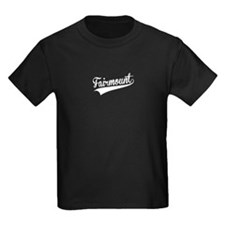 Fairmount, Retro, T-Shirt