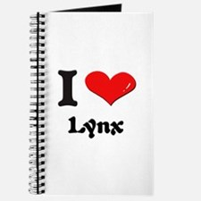 I love lynx Journal