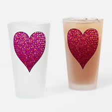 Polkadots Jewels 2 Drinking Glass